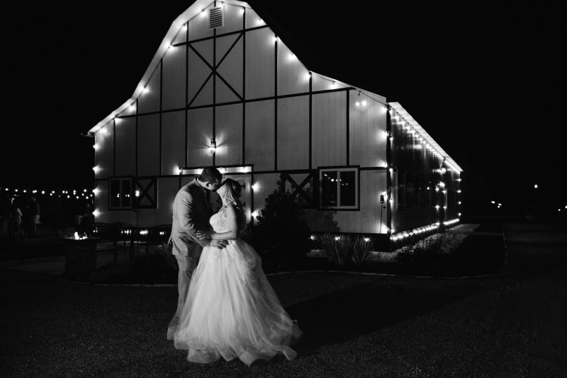Altria farm fall wedding