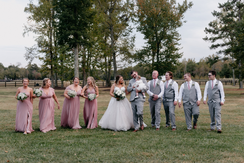Alturia farm fall wedding