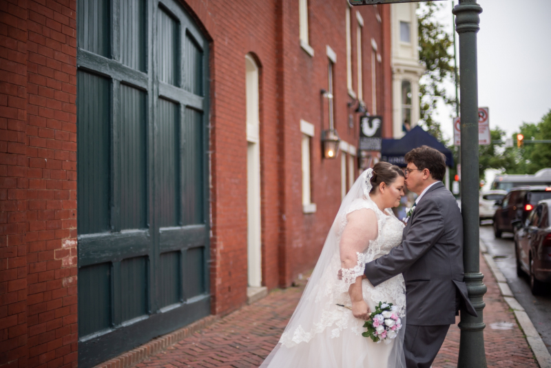linden row inn summer wedding