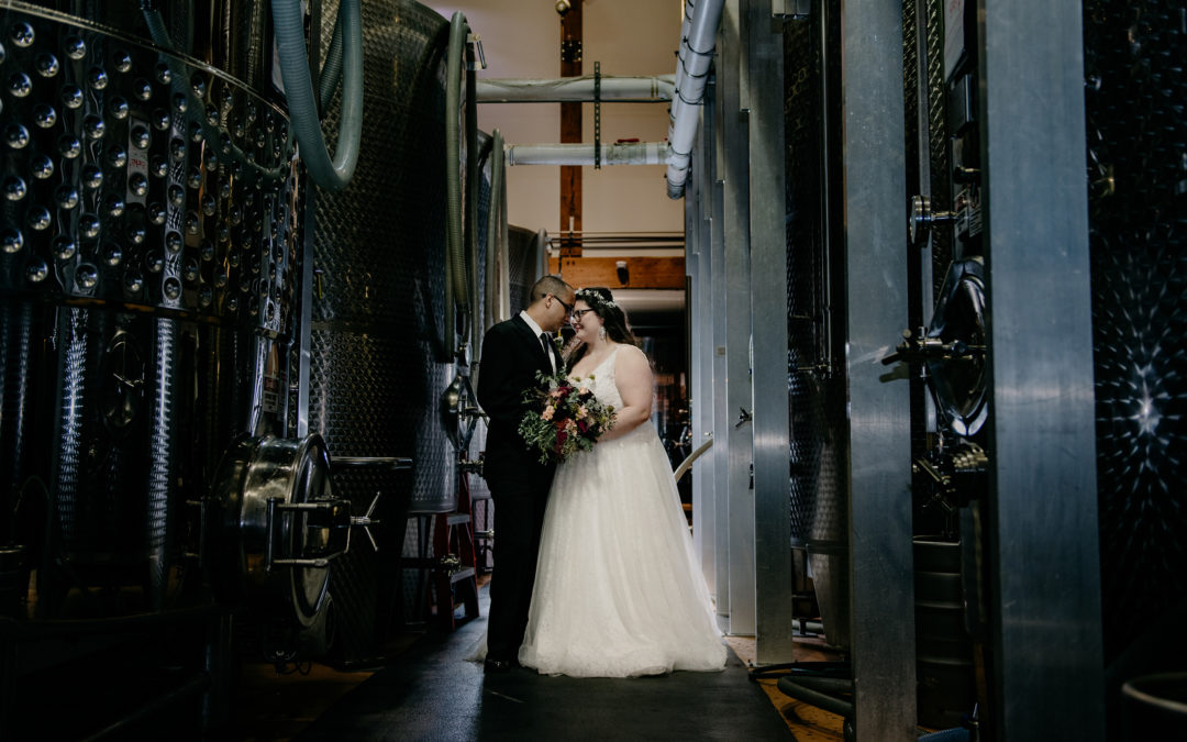 Bold Rock Cidery Wedding   Melissa + Devin   October 6, 2019