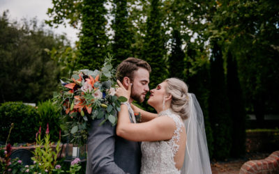 The Historic Mankin Mansion Wedding | Anna + Robert | October 5, 2019